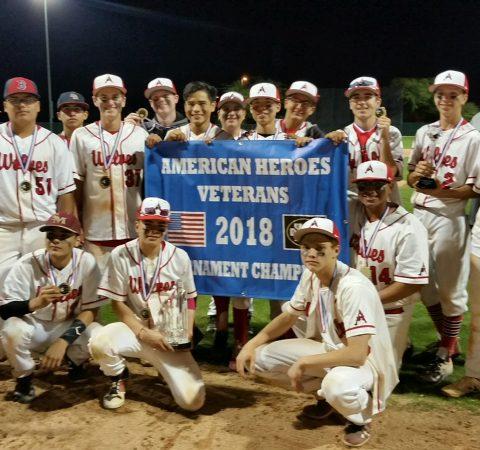 2018 JV American Heroes Champions St. Augustine