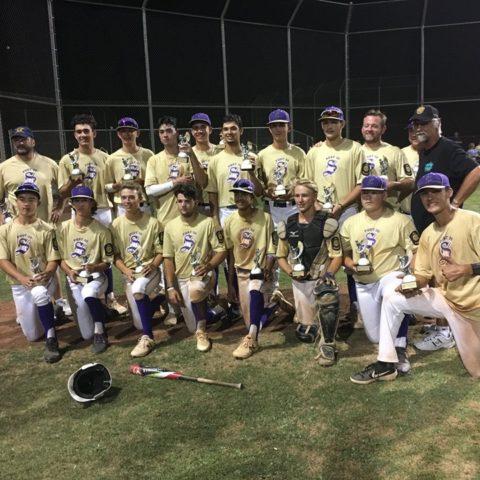 2019 American Legion Champions Post 36 Sabino Sabercats