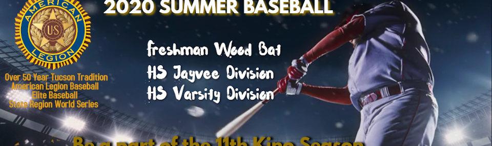 2020 Summer Kino Baseball