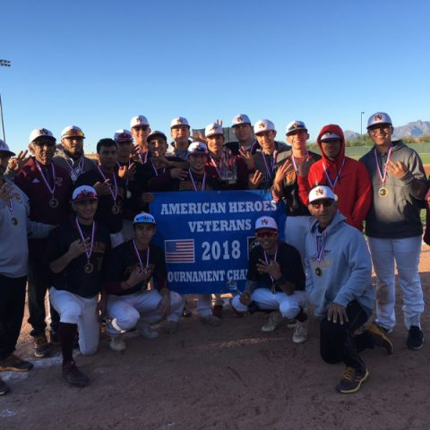 2018 Varsity American Heroes Champions Tribe